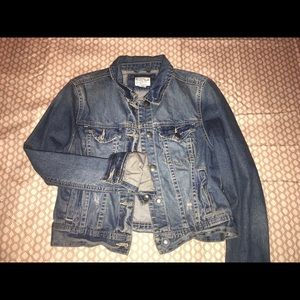 Forever 21 Jeans Jacket Size M